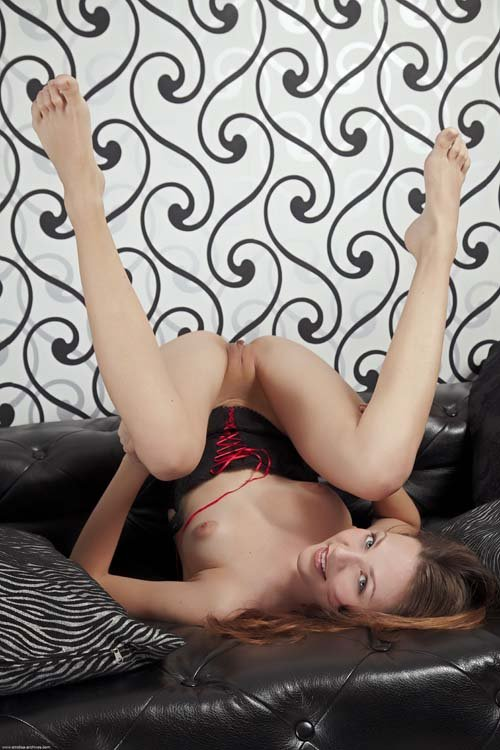 Невероятный фото сет от сексуальной дамы