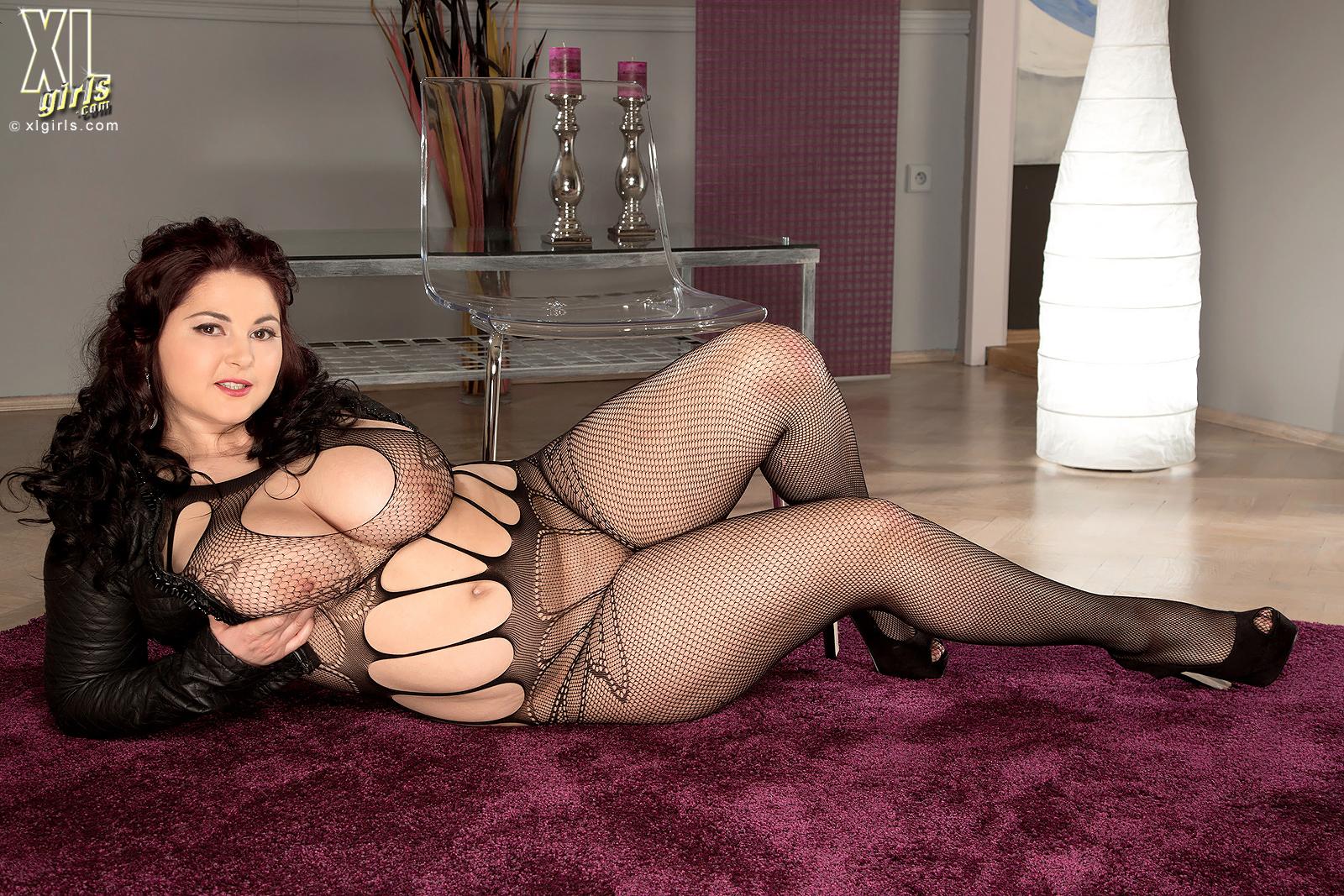 Секс с толстыми в сексуальном белье 17 фотография