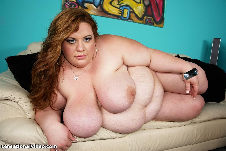 Крупные жирные голые женщины