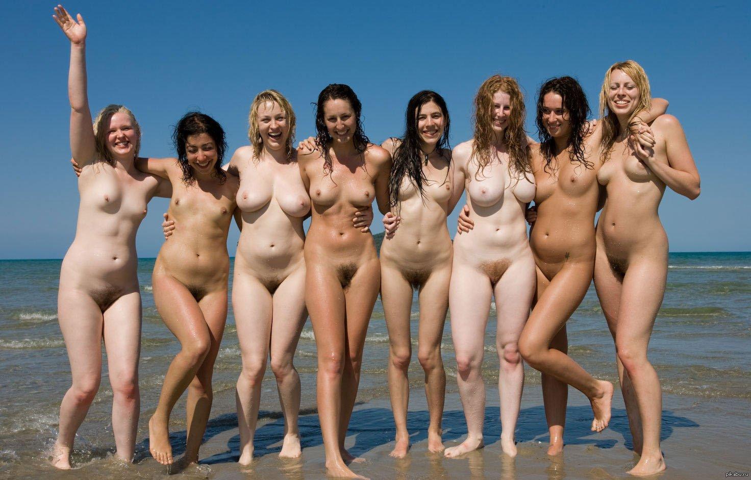Фото Голых Женщин Нудисток
