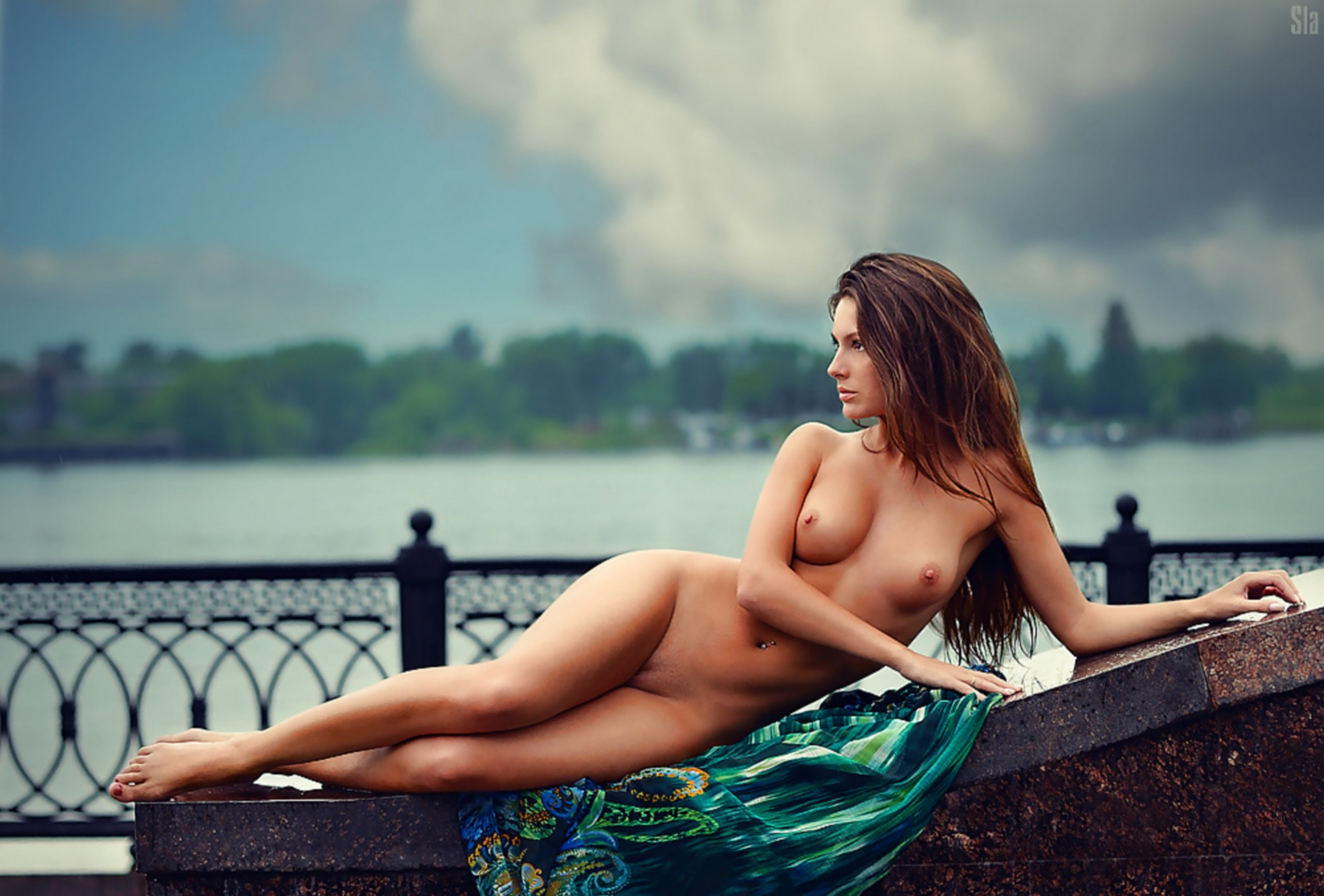 Самые Красивые Обнаженные Девушки России