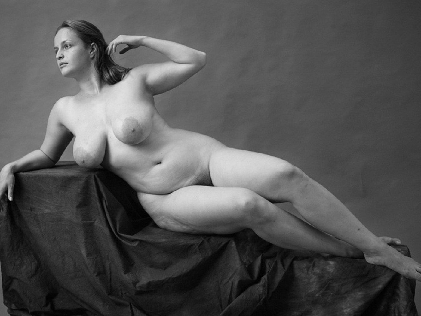 Красивые Обнаженные Пышные Женщины