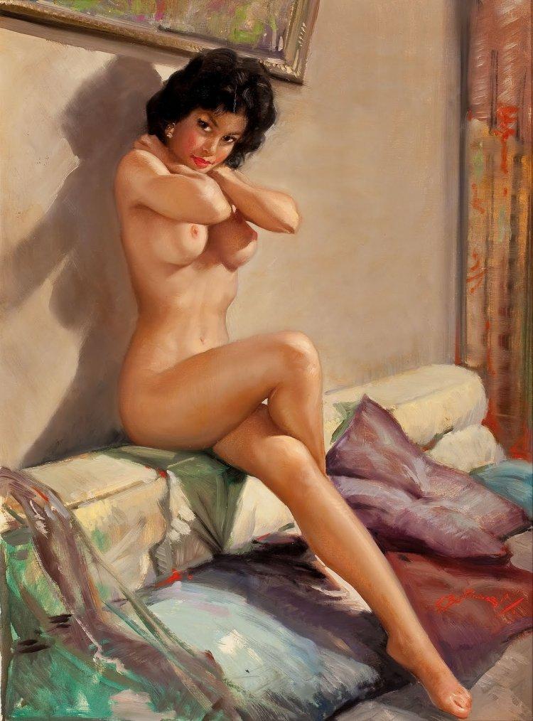 Сексуальные девушки и женщины (46 фото)
