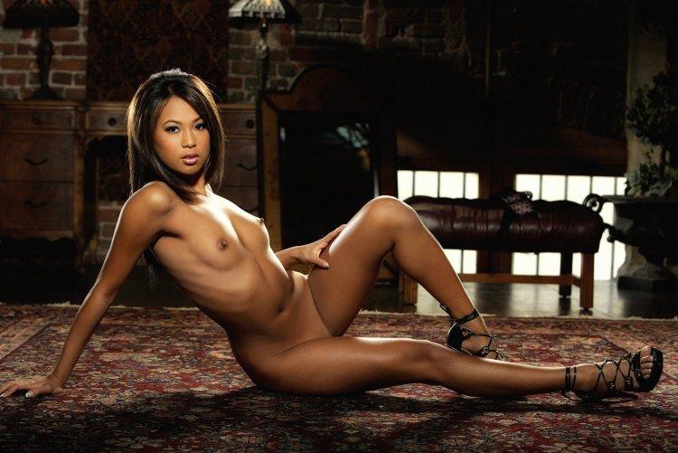 Азиатки метиски (58 фото)
