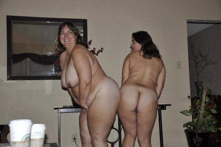Красивые толстые женщины голышом (50 фото)