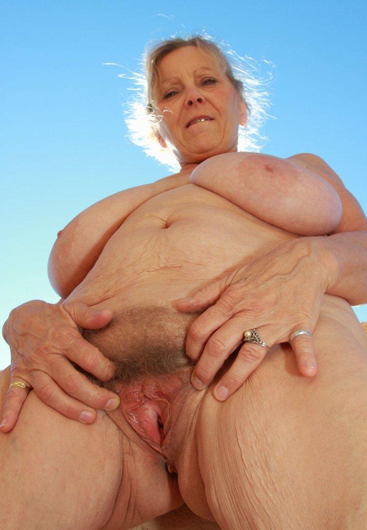 Письки пожилых женщин (58 фото)