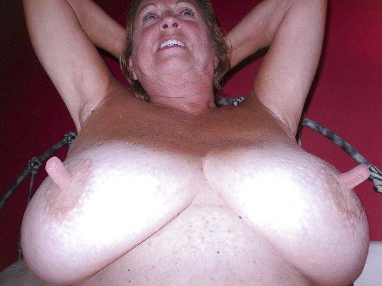 Огромные ореолы сосков у старушек (48 фото)