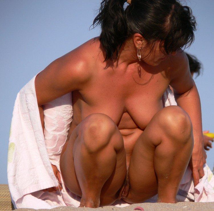 Засвет на пляже (48 фото)