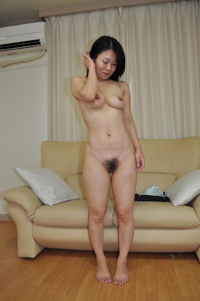 Naked Mature Japanese