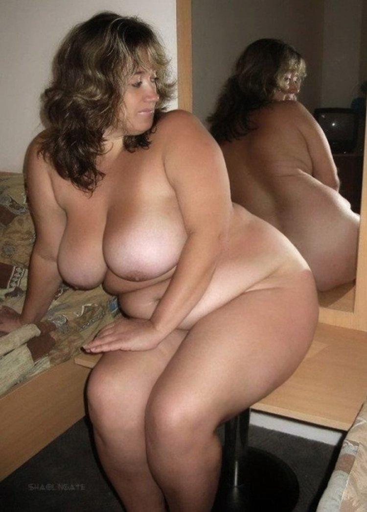 Голые зрелые толстые дамы (65 фото)