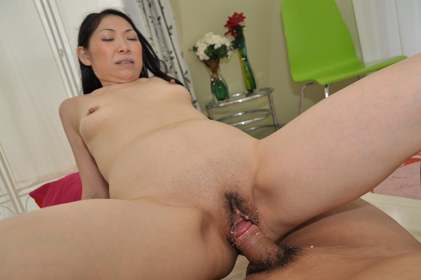 Mature Asian Fucking