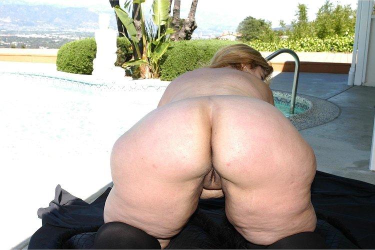 Жирные толстые бабы с большими жопами (68 фото)