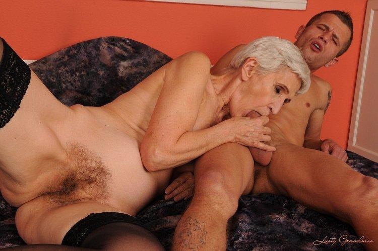 Порно со старушками (70 фото)