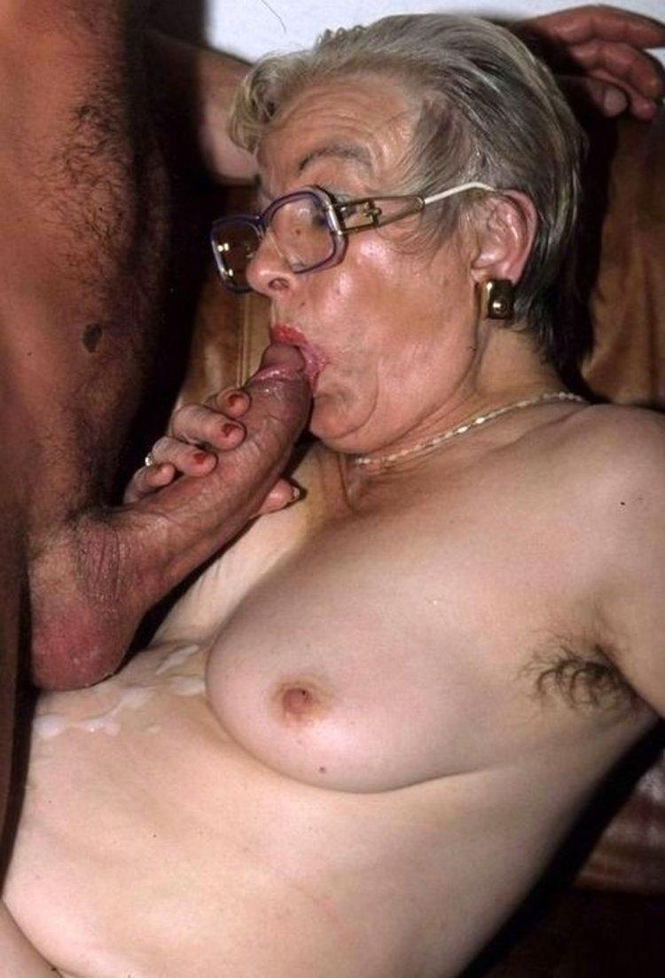 Сперма на лице бабушек (77 фото)
