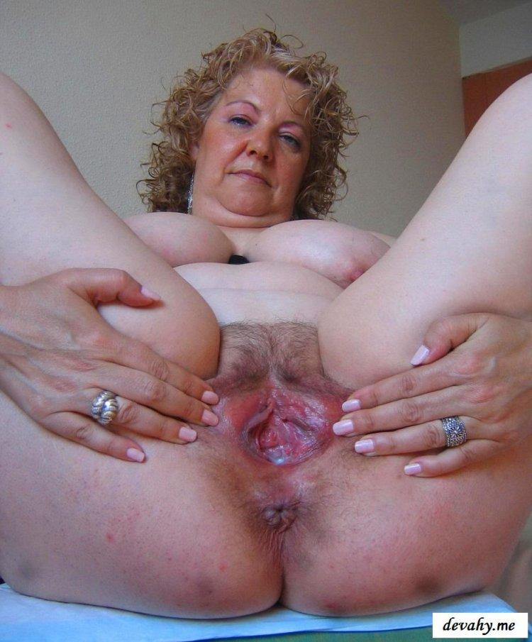 Пизда бабушек (76 фото)
