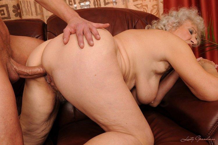 Анальный секс со старыми женщинами (83 фото)